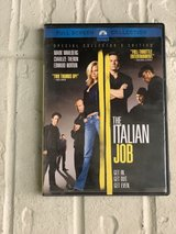The Italian Job DVD in Alamogordo, New Mexico