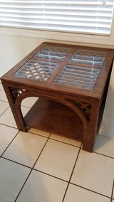 square end table in Naperville, Illinois
