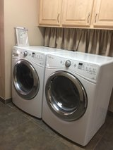 Whirlpool Duet washer and dryer front loaders in Alamogordo, New Mexico