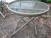 Patio Side Table in Camp Lejeune, North Carolina