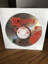 SIM Copter PC Game in Oswego, Illinois