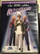 Galaxy Quest DVD in Bolingbrook, Illinois
