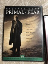 Primal Fear DVD in Glendale Heights, Illinois