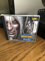 WAR CRAFT Frozen Throne Expansion Set - PC Game - with Key in Oswego, Illinois