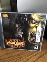 WAR CRAFT - Reign of Chaos PC Game with Key in Oswego, Illinois