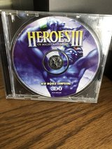 Heroes III Of Might and Magic - PC Game in Oswego, Illinois