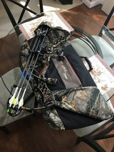 "2014 Mathews Heli-m Compound Bow  in ""Lost Camo"" (right handed) in Quantico, Virginia"