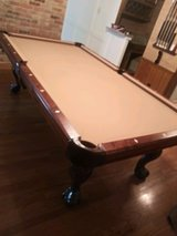 Connelly 8' Pool Table in Kingwood, Texas