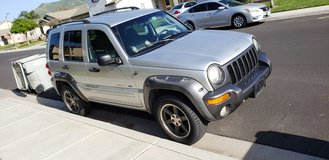 2003 Jeep Liberty Freedom Edition in Camp Pendleton, California