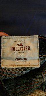 Hollister 30x30 jeans in Kingwood, Texas