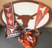 Longhorn Room Decor in Conroe, Texas