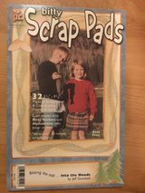 Bitty Scrap Pad: Into the Woods in Plainfield, Illinois