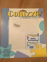 Coluzzle Circle Template Cutting Tool in Plainfield, Illinois