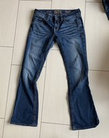 buckle black bootcut jeans in Spangdahlem, Germany