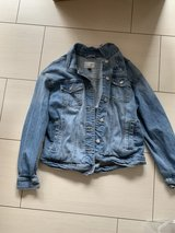 jean jacket w embroidery in Spangdahlem, Germany