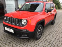2018 CPO Jeep Renegade Sport 4x4 in Spangdahlem, Germany