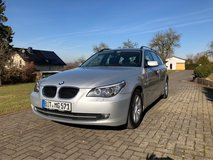 2008 BMW 5 Series Diesel in Spangdahlem, Germany