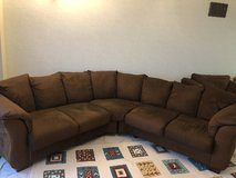 Sectional Sofa/Couch and Chair in Okinawa, Japan