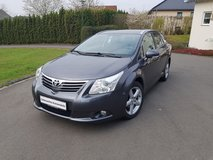 2011 TOYOTA AVENSIS 2,0 D-4D *TURBO DIESEL *2 YEARS NEW INSP*HISTORY SERVICE *LOW KM in Spangdahlem, Germany