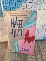 Naked in Truth by J.D. Robb aka Nora Roberts,  Book #1 in Warner Robins, Georgia