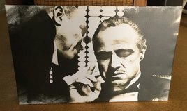 Canvas picture The Godfather in Ramstein, Germany