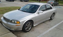 2002 Lincoln LS in Fort Rucker, Alabama