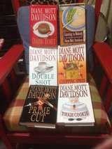 Diane Mott Davidson books in Warner Robins, Georgia