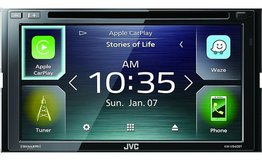 """DVD/CD receiver with AM/FM tuner 6.8"""" Clear Resistive touchscreen display, Apple CarPlay®, Andro... in Camp Pendleton, California"""
