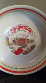 Vintage Italian Spaghettata serving dish/bowl in Cleveland, Texas