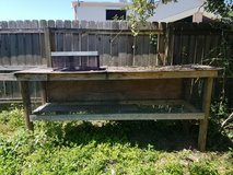 Large Rabbit hutch pen chicken coop livestock animal cage in Baytown, Texas