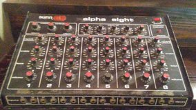 Vintage Sunn Alpha Eight Mixer in Houston, Texas