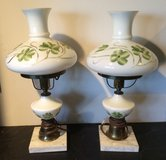 Vintage Dresser Lamps in Oswego, Illinois