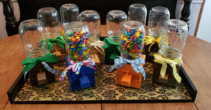 Handmade Candy Dispensers - Great for Easter Gifts in Cleveland, Texas