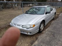 2004 chevy monte carlo in Morris, Illinois