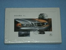 1999 Acura TL VHS promotional video in Bolingbrook, Illinois