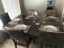 dining room table with chairs in Alamogordo, New Mexico