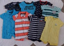 Boys Size 9 Month Rompers in Houston, Texas