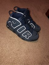 Uptempo Air size 8 in Fort Belvoir, Virginia