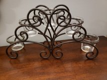 5 Votive Cup Bronze Metal Candle Holder in Naperville, Illinois