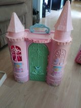 Barbie Castle in Fort Campbell, Kentucky
