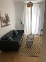 Fully furnished 2 room apartment /terrace/parking.City-centre Wiesbaden. in Wiesbaden, GE