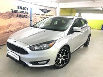 2017 Ford Focus SEL w/ Sunroof in Spangdahlem, Germany