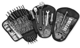 Snap on 33 piece motorcycle tool set in Fort Knox, Kentucky