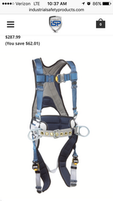 SALA Exofit fall protection HARNESS in Fort Leonard Wood, Missouri