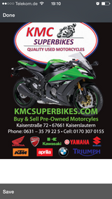 kmcsuperbikes.com in Ramstein, Germany
