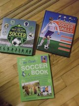 SOCCER BOOKS LOT in Okinawa, Japan