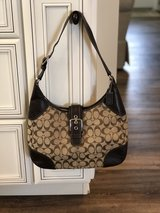 Brown Canvas & Leather Coach in Fort Campbell, Kentucky