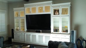 Custom Built Cabinets By Littlest Cabinet Shop in Houston, Texas