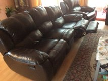Three seater, Couch Rockingchair, Recliner, Sofa in Ramstein, Germany