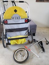 Special Needs wike trailer and carrier in Camp Pendleton, California